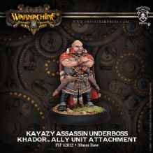KHADOR  Allies Kayazy Assassin Underboss